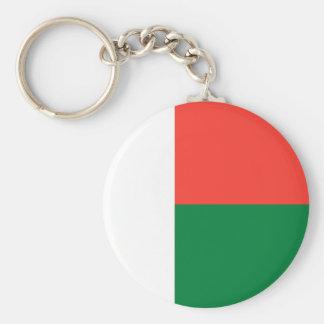 Bandeira de Madagascar Chaveiro