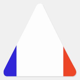 Bandeira de Mayotte (France) Adesivo Em Forma De Triângulo
