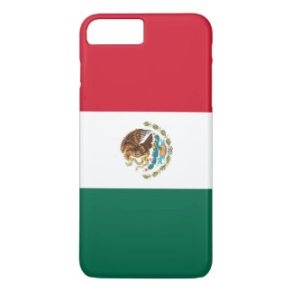 Bandeira de México Capa iPhone 7 Plus