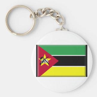 Bandeira de Mozambique Chaveiros