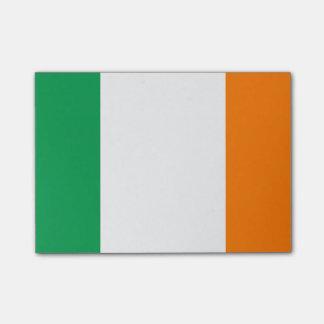 Bandeira de notas do Cargo-it® de Ireland Bloquinho De Notas
