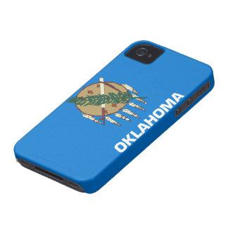 Bandeira de Oklahoma Capas iPhone 4