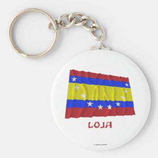 Bandeira de ondulação de Loja com nome Chaveiro