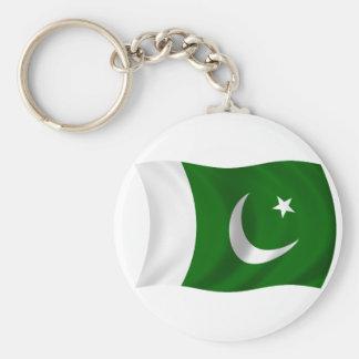 Bandeira de Paquistão Chaveiros