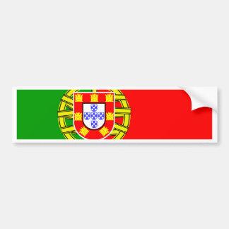 Bandeira de Portugal Adesivo Para Carro