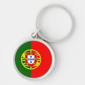 Bandeira de Portugal Chaveiro