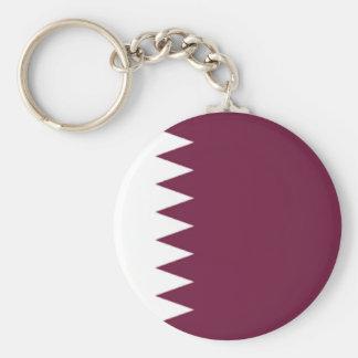 Bandeira de Qatar Chaveiro