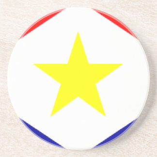 Bandeira de Saba Porta Copos