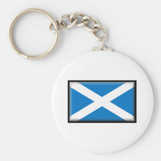 Bandeira de Scotland Chaveiros