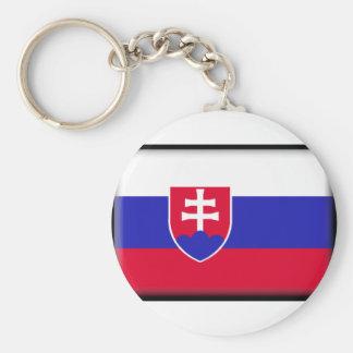 Bandeira de Slovakia Chaveiros
