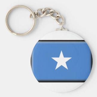 Bandeira de Somália Chaveiro