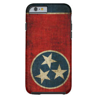 Bandeira de Tennessee Capa Tough Para iPhone 6
