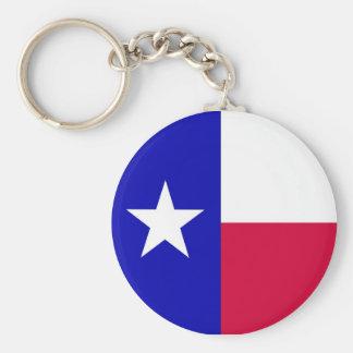 Bandeira de Texas Chaveiro