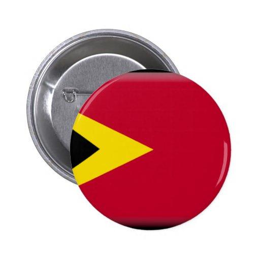 Bandeira de Timor-Leste Botons