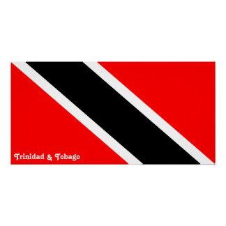 Bandeira de Trinidad and Tobago Poster Perfeito