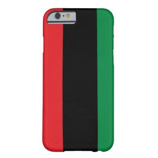 Bandeira de UNIA Capa Barely There Para iPhone 6