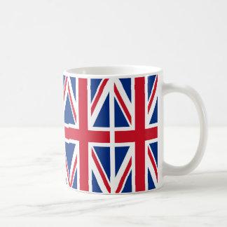 Bandeira de união caneca de café