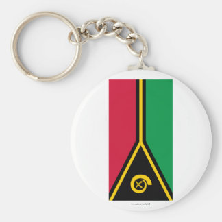 Bandeira de Vanuatu Chaveiros