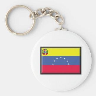 Bandeira de Venezuela Chaveiro