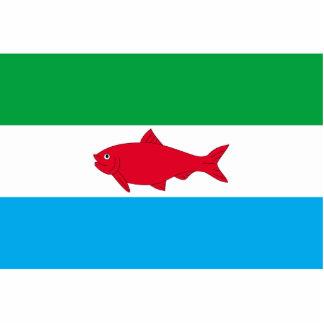 Bandeira de Venezuela, Vanuatu Escultura De Foto
