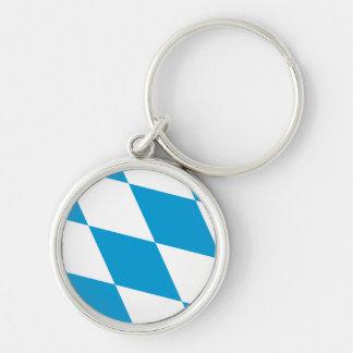 Bandeira do Bavarian da bandeira de Baviera Chaveiros