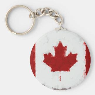 Bandeira do Canadá Chaveiros