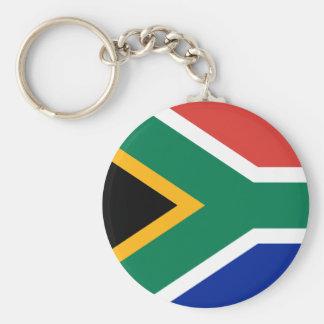 Bandeira do chaveiro de África do Sul