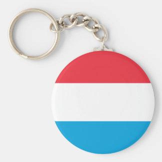 Bandeira do chaveiro de Luxembourg