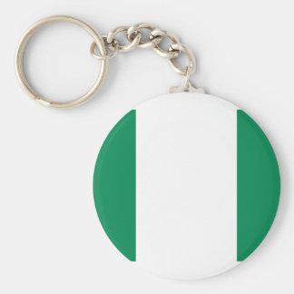 Bandeira do chaveiro de Nigéria
