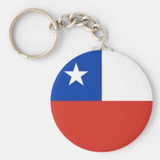 Bandeira do Chile Chaveiro