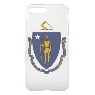 Bandeira do estado de Massachusetts Capa iPhone 7 Plus