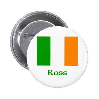 Bandeira do irlandês de Ross Boton