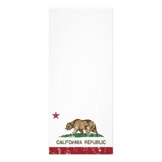 Bandeira do urso da república de Califórnia Convite
