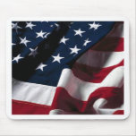 Bandeira dos E.U. Mousepad