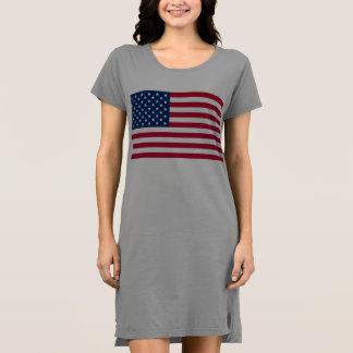 Bandeira dos Estados Unidos Camiseta