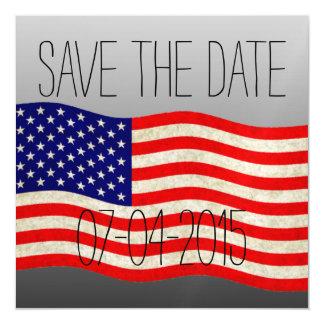 Bandeira dos Estados Unidos da América - sujos