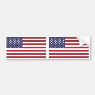 Bandeira dos EUA Adesivo Para Carro