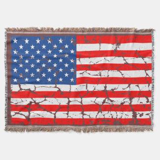 Bandeira dos EUA Manta