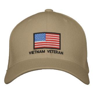 Bandeira dos EUA - veterano de América - de Boné Bordado