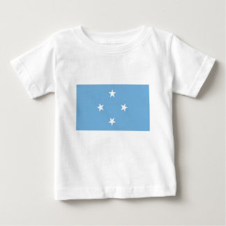 Bandeira dos Federated States of Micronesia T-shirts