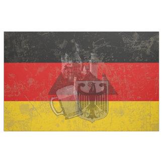 Bandeira e símbolos de Alemanha ID152 Tecido