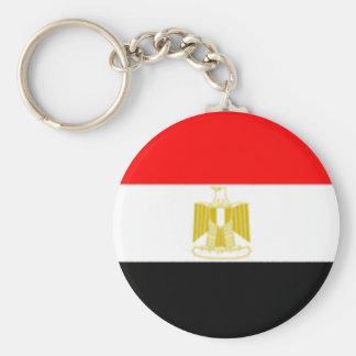 bandeira egípcia chaveiro