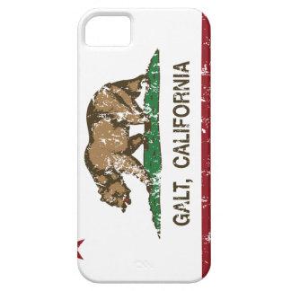 Bandeira Galt do estado de Califórnia Capa iPhone 5 Case-Mate