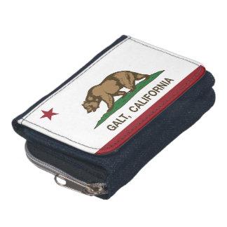 Bandeira Galt do estado de Califórnia