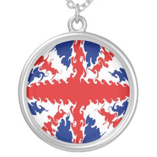 Bandeira Gnarly BRITÂNICA Bijuterias Personalizadas