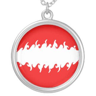 Bandeira Gnarly de Áustria Colares Personalizados