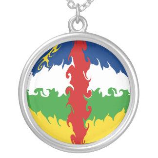 Bandeira Gnarly de Centrafrique Colares Personalizados