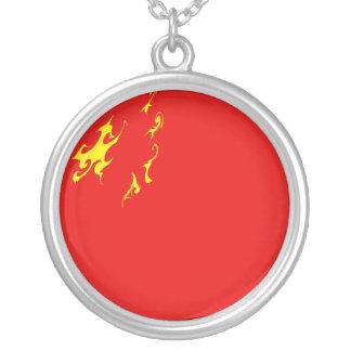 Bandeira Gnarly de China Bijuteria Personalizada