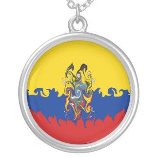 Bandeira Gnarly de Equador Colares