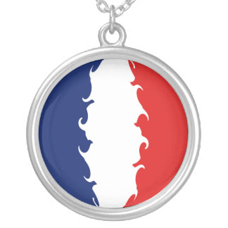 Bandeira Gnarly de France Pingente
